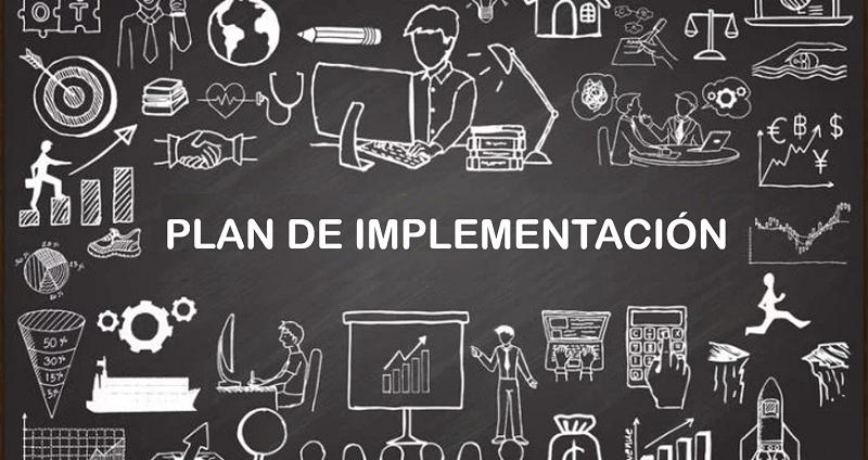 Pasos para elaborar un Plan de Implementación
