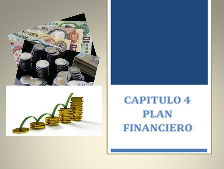 Elementos básicos de un plan financiero